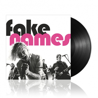 epitaph-records - Fake Names | Black Vinyl