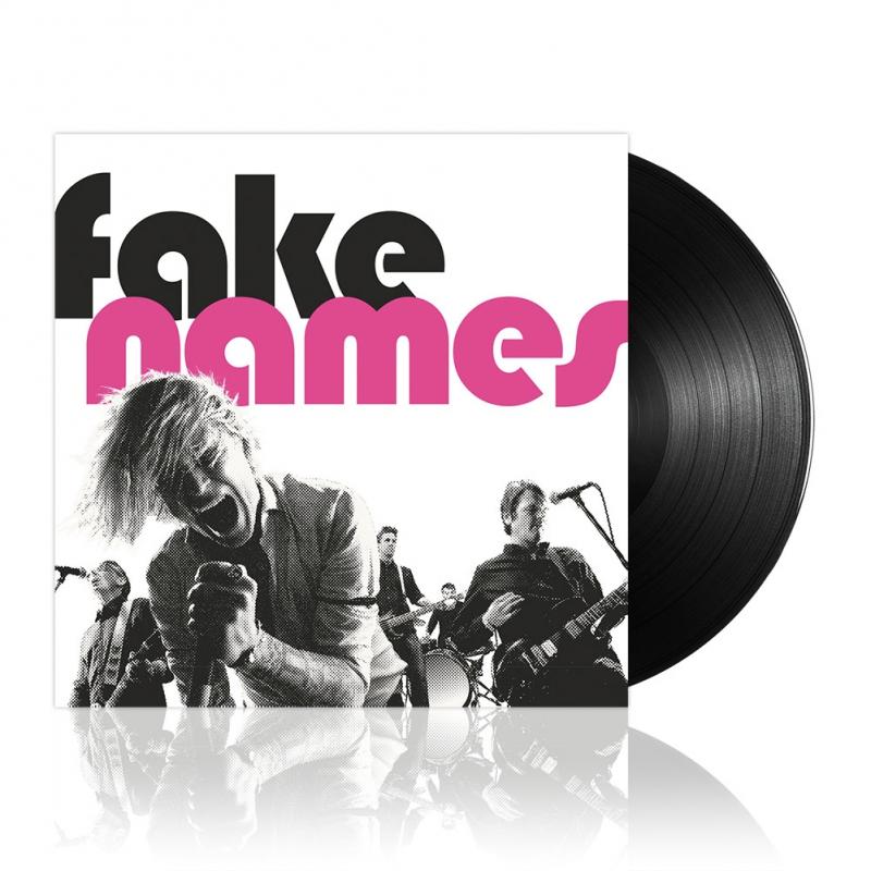 Fake Names - Fake Names |Black Vinyl