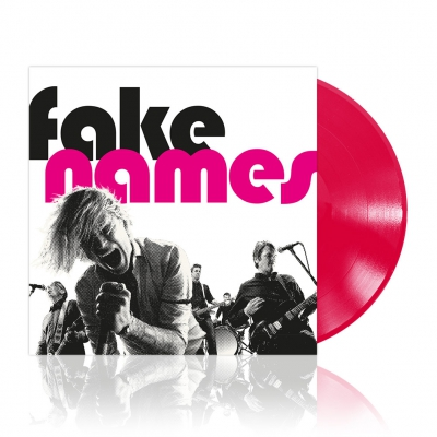 Fake Names - Fake Names | Hot Pink Vinyl
