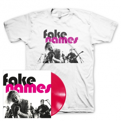 Fake Names - Fake Names | Hot Pink Vinyl Bundle