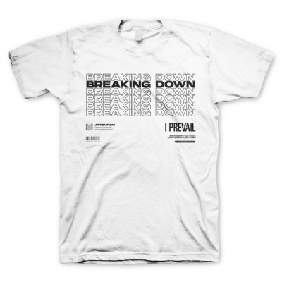 i-prevail - Breaking Down | T-Shirt