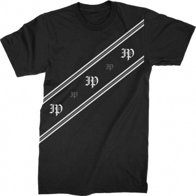 Diagonal Black | T-Shirt