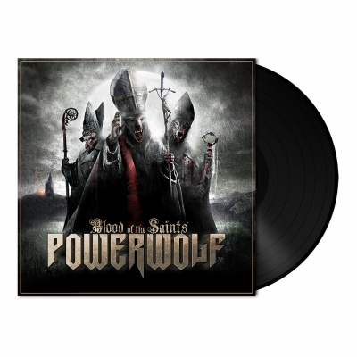 Powerwolf - Blood Of The Saints | 180g Black Vinyl
