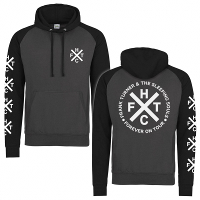 Frank Turner - Forever On Tour X | Hoodie