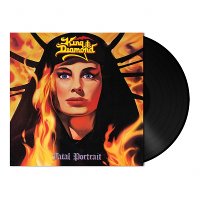 King Diamond - Fatal Portrait | 180g Black Vinyl