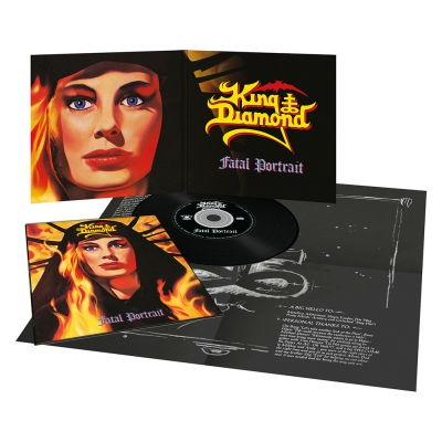 King Diamond - Fatal Portrait | DIGI-CD