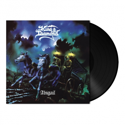 shop - Abigail | 180g Black Vinyl