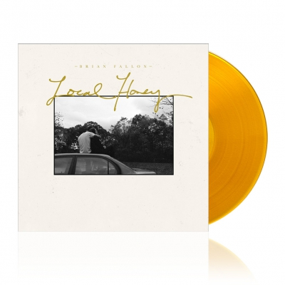 Local Honey | Orange Vinyl