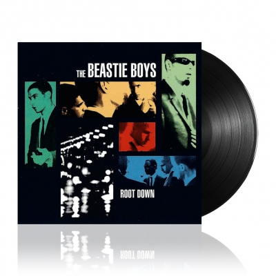 Beastie Boys - Root Down | Black Vinyl