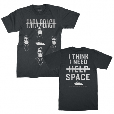 papa-roach - I Think I Need Space | T-Shirt