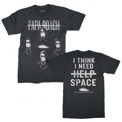 Papa Roach - I Think I Need Space | T-Shirt