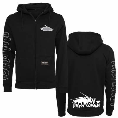 papa-roach - Infest Custom | Zip-Hood