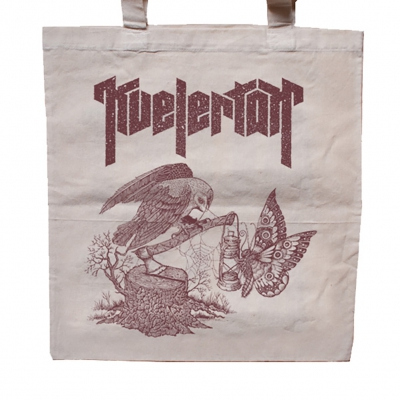 kvelertak - Butterfly Owl Natural | Tote Bag