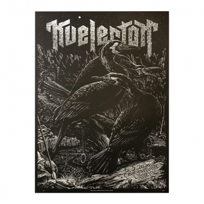 kvelertak - Leipzig 2020 | Screen Print