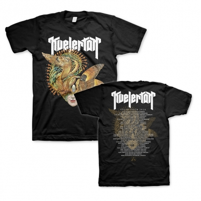 kvelertak - Splid EU Tour 2020 | T-Shirt