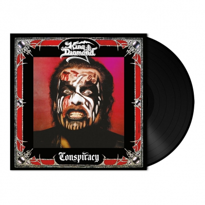 shop - Conspiracy | 180g Black Vinyl