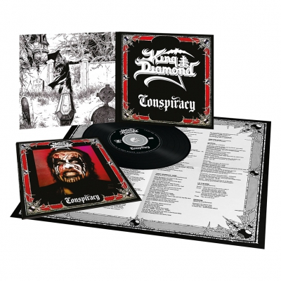 King Diamond - Conspiracy | DIGI-CD