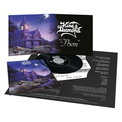 King Diamond - Them | DIGI-CD