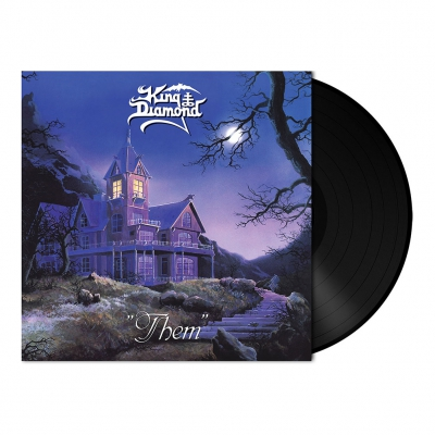 King Diamond - Them | 180g Black Vinyl
