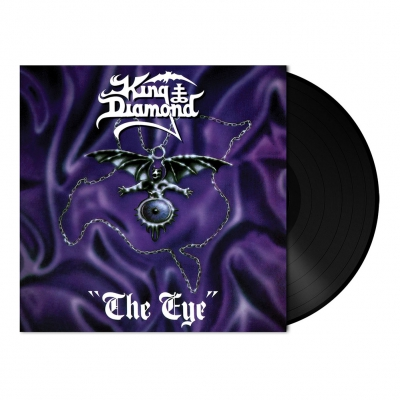shop - The Eye | 180g Black Vinyl