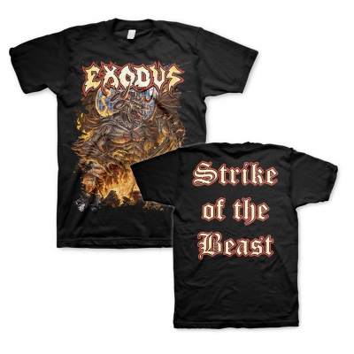 shop - Strike Of The Beast | T-Shirt