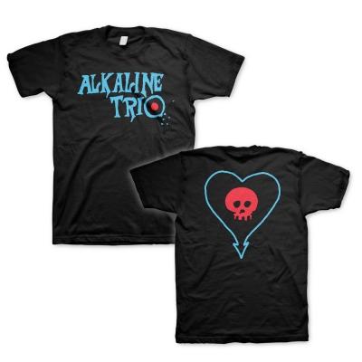 alkaline-trio - E.P. Heartskull | T-Shirt