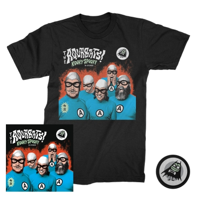 the-aquabats - Kooky Spooky | Signed CD Bundle