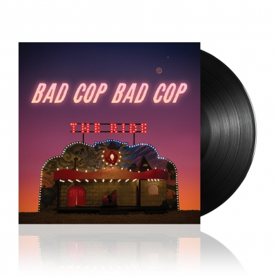 Bad Cop/Bad Cop - The Ride | Black Vinyl