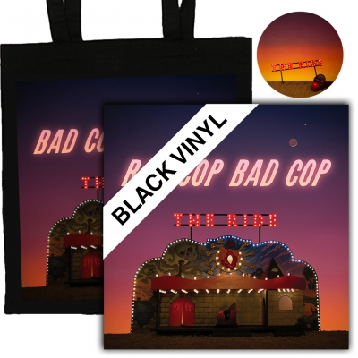 Bad Cop/Bad Cop - The Ride | Black Vinyl Bundle