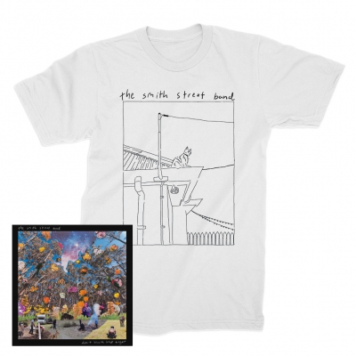 the-smith-street-band - Don't Waste Your Anger | CD Bundle