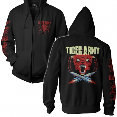 Rocket Tiger | Zip-Hood