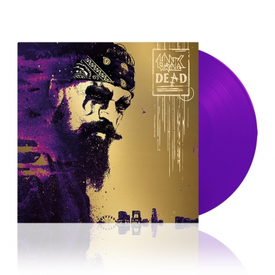 shop - Dead | 180g Transp. Dark Purple Vinyl
