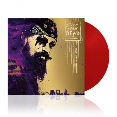 Hank Von Hell - Dead | 180g Transp. Red Vinyl