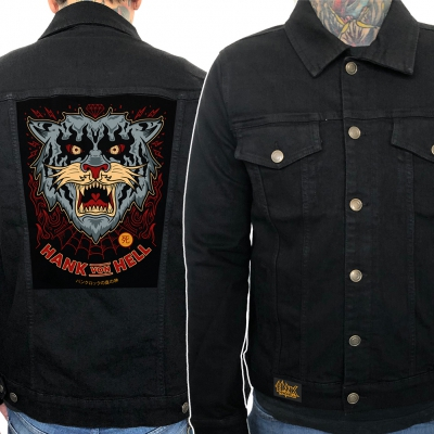 Tiger | Denim Jacket