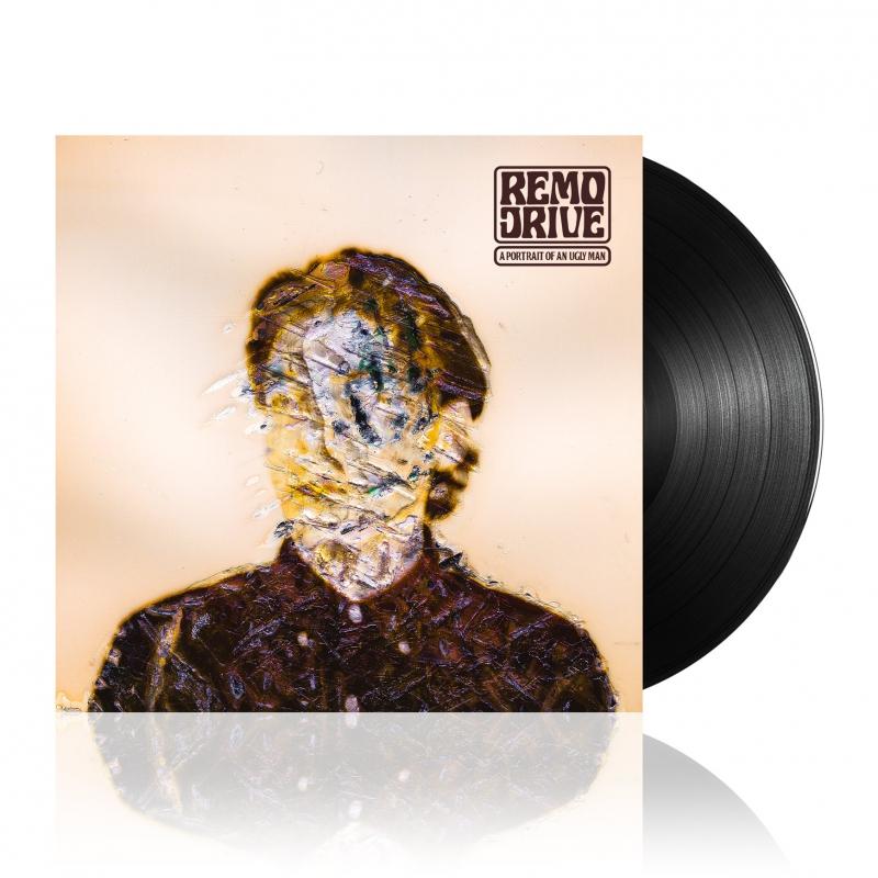 Remo Drive - A Portrait Of An Ugly Man | Black Vinyl