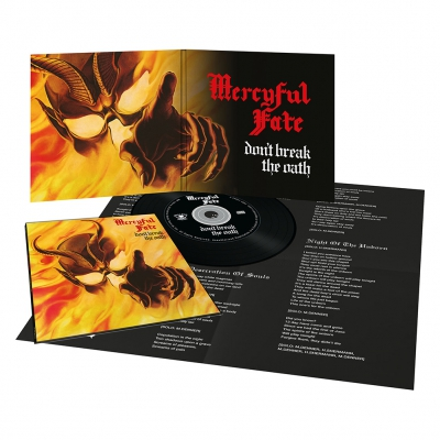 Mercyful Fate - Don't Break The Oath | DIGI-CD
