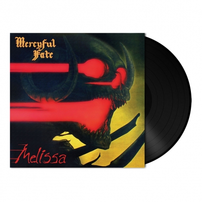 Mercyful Fate - Melissa | 180g Black Vinyl