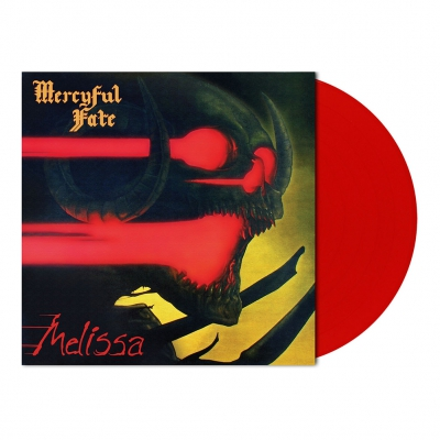 Melissa | Opaque Cherry Red Vinyl