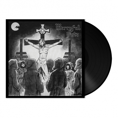 Mercyful Fate - Mercyful Fate | 180g Black Vinyl