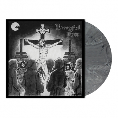 Mercyful Fate - Mercyful Fate | Cool Grey Marbled Vinyl