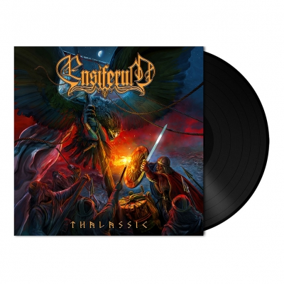 shop - Thalassic | 180g Black Vinyl