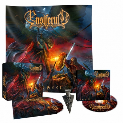 Ensiferum - Thalassic | CD Box