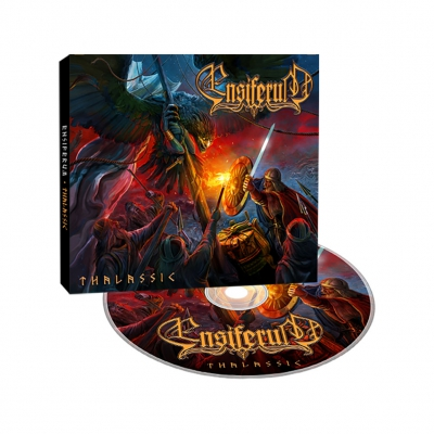 Ensiferum - Thalassic | DIGI-CD