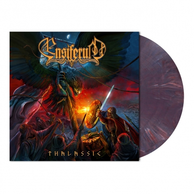 Ensiferum - Thalassic | Purple/Blue Marbled Vinyl