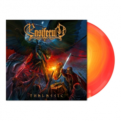 Ensiferum - Thalassic | Red/Orange/Yellow Glow Vinyl