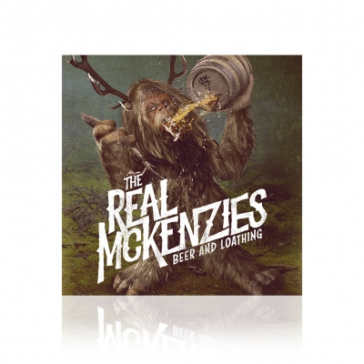 The Real McKenzies - Beer And Loathing | CD