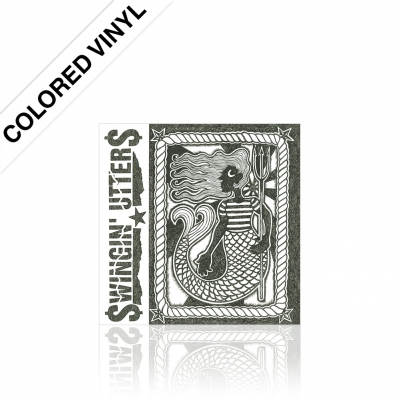 Swingin Utters - Sirens | Colored 7 Inch