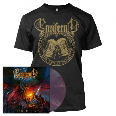 Ensiferum - Thalassic | Purple/Blue Marbled Vinyl Bundle