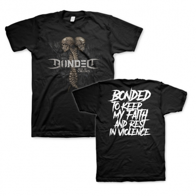 Bonded - Rest In Violence Cover | T-Shirt