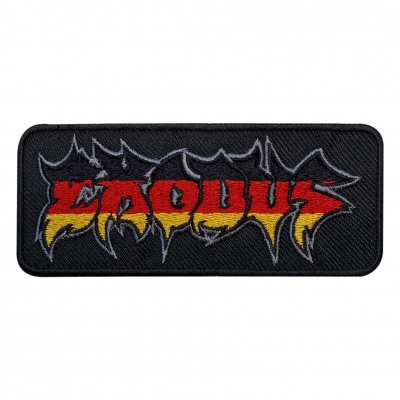 Exodus - Logo Germany | Patch